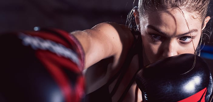 Gigi Hadid Announced As The New Face For Reebok