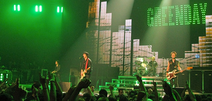 Kicking Off With Their New Album 'Revolution Radio', Green Day Starts Up North American Tour 2