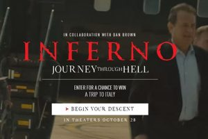 """Fan Event - Join The """"INFERNO JOURNEY THROUGH HELL"""" Experience 1"""
