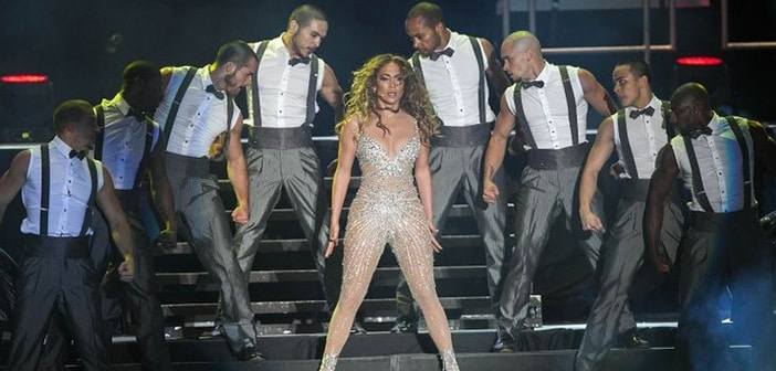 Jennifer Lopez - Dance Again Tour DVD Coming To Stores Debember 6th 3