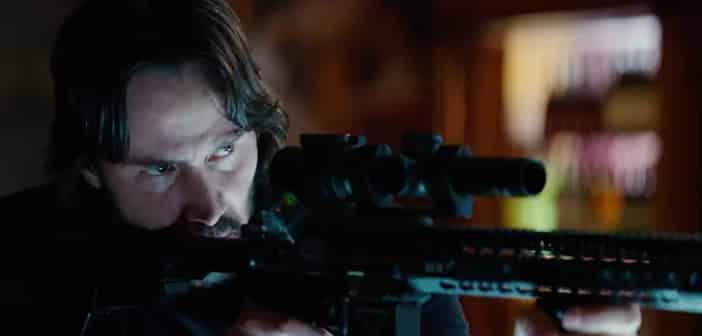 Watch the John Wick: Chapter 2 Trailer Tease!