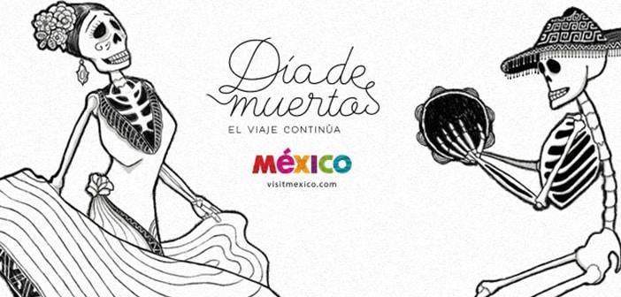 Mexico Tourism Board Celebrates Day of the Dead 2