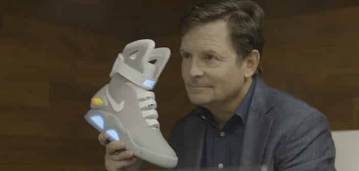 'Back to the Future' Sneakers Sold For A Whopping $104,000 At Auction