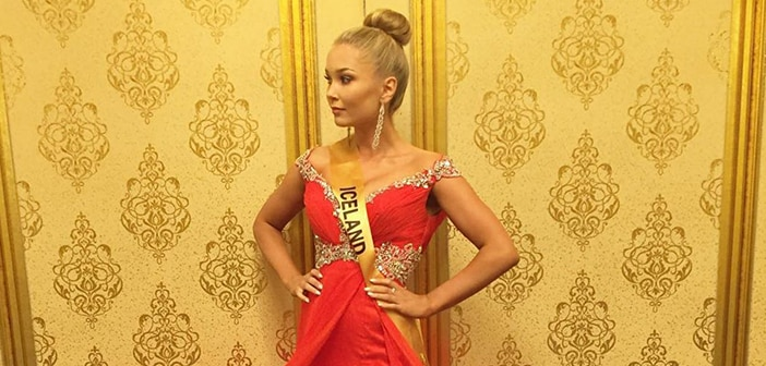 Miss Iceland Drops Out Of Pageant After Beauty Pageant Sponsor Tries Body Shaming Her