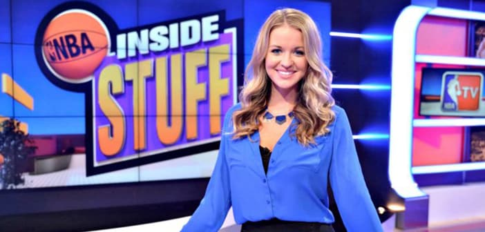 NBA TV Reporter Kristen Ledlow Shares News Of Gunpoint Robbery This Past Weekend