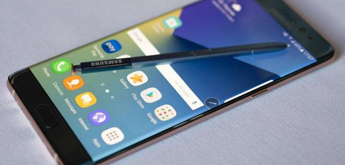 Samsung Giving Galaxy Note 7 Owners $100 In-Store Credit To Loyal Customers