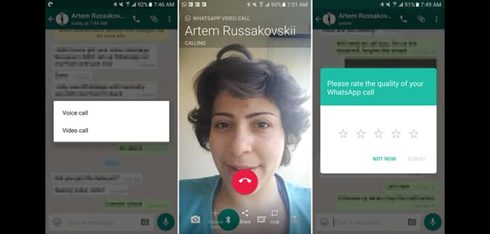 WhatsApp Upgrades Its' Video Features To Now Include Video Calls On Android