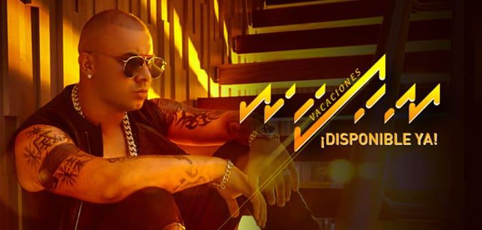 "Wisin Releases His New Epic Single ""Vacaciones"" 1"