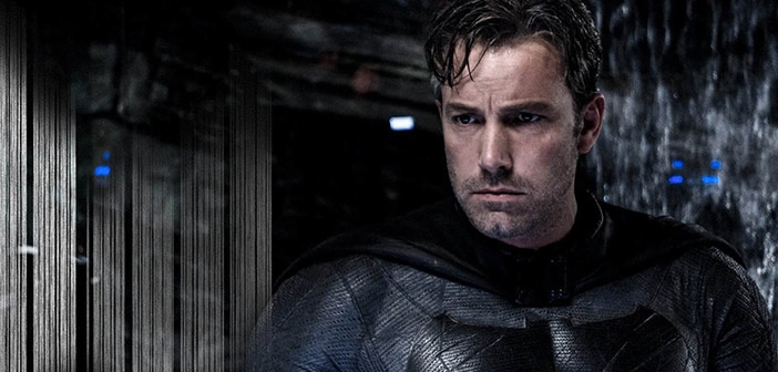 Ben Affleck Confirms Title For Solo Batman Film