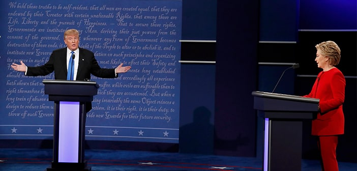 Fact Checking The Final Presidential Debate Between Donald Trump And Hillary Clinton