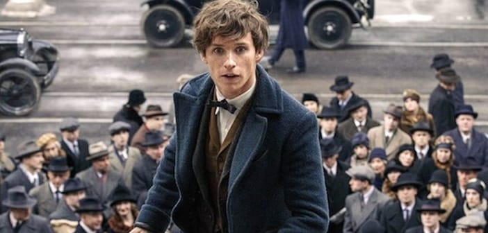 J.K. Rowling Reveals Plans For Her 'Fantastic Beasts' Series Will Be Spread Over Five Films