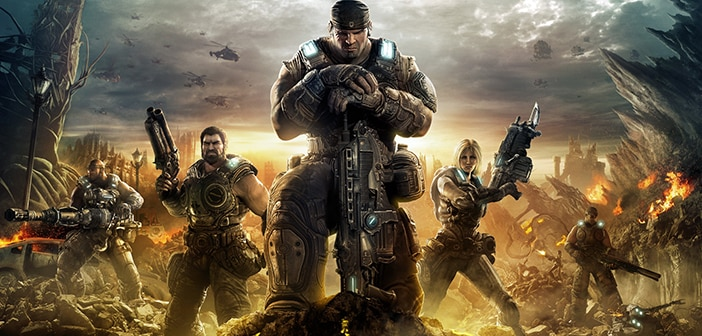 Universal Studios Begins Production For Film Based On Video Game Series 'Gears Of War'