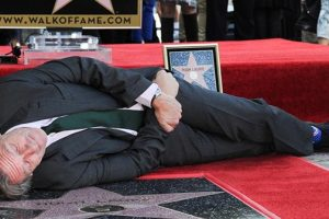 Actor Hugh Laurie Enjoys Ceremony Commemorating His Induction On Hollywood Walk of Fame