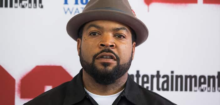 New 'Oliver Twist' Film Is Being Co-Written By Ice Cube And Also Set To Star As Fagin 1
