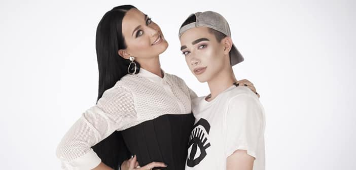Meet James Charles, CoverGirl's First Official Male Spokesperson