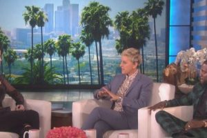 Khloe Kardashian Talks To Ellen About  Says Sister Kim Traumatic Robbery Experience