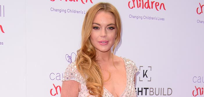 Boating Incident Results In Lindsay Lohan Needing Surgery To Reattach Most Of Her Ring Finger