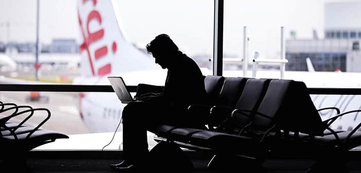 Blogger Has Made Online Map That Provides You With An Airports Wifi Password For Those Long Periods Between Flight
