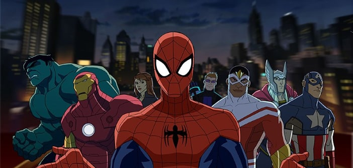 'Marvel's Spider-Man': New Animated Series To Premiere On Disney XD In 2017