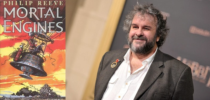 Peter Jackson To Produce film based on Mortal Engines Book Series