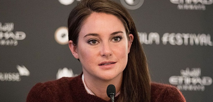 Shailene Woodley Released By Dakota Police After Being Picked Up At Pipeline Protest Rally