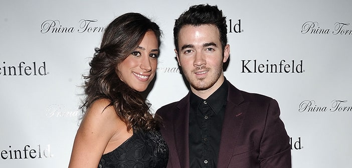Kevin and Danielle Jonas Share First Photos of New Daughter, Valentina Angelina