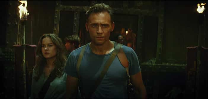 Check Out The New Trailer For KONG: SKULL ISLAND