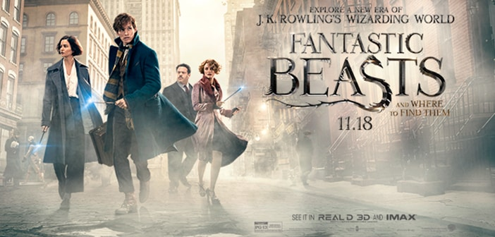 CLOSED--FANTASTIC BEASTS AND WHERE TO FIND THEM - NEW YORK Red Carpet Premiere 3