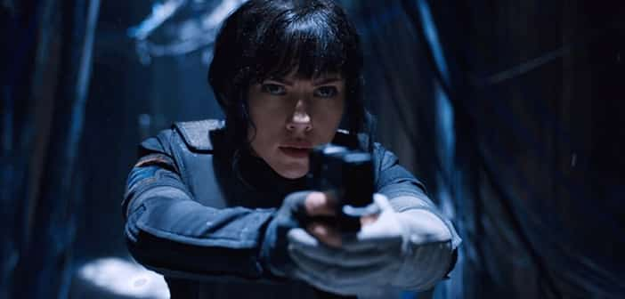 Ghost in the Shell Trailer - Paramount Pictures Releeases First Full Length Trailer