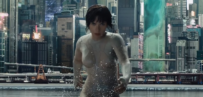 Ghost in the Shell - New Teaser Trailer