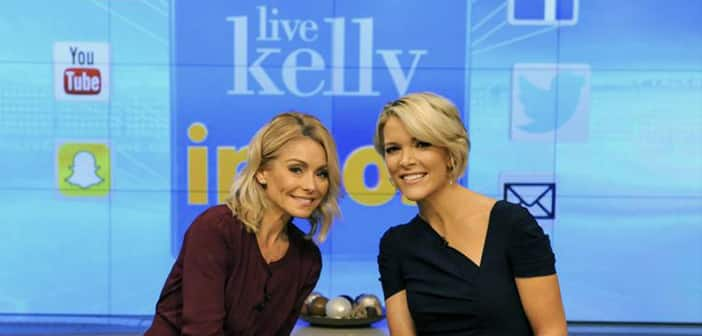 Kelly Ripa Admits Past Experience With A Less Than Professional Botox Injection