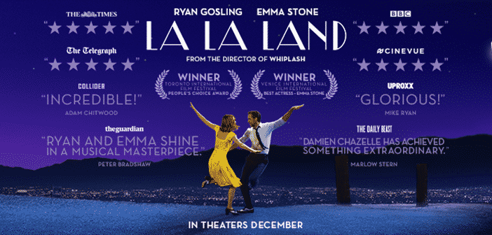 CLOSED--LA LA LAND - Advanced Screening Giveaway