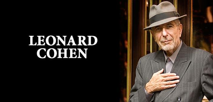 Legendary Musician Leonard Cohen Dies At 82