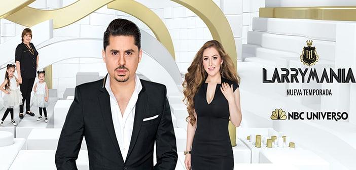 "Season Five Of Nbc Universo's Celeb-Reality Series ""Larrymania"" Returns This Sunday November 27 At 9pm/8c 1"