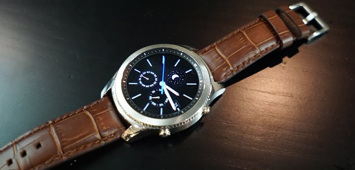 Samsung Expanding Its Gear S3 Smartwatch Influence In Australia