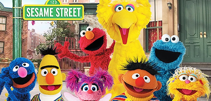 Sesame Street Partnering With Warnes Bros. For New Feature Film