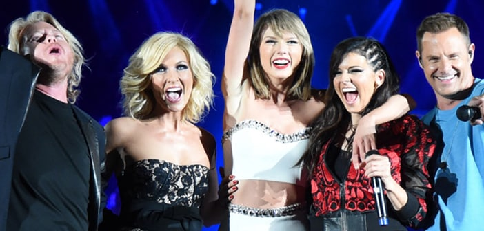 Little Big Town Thanks Taylor Swift For Her Writing Their New  Single, 'Better Man'