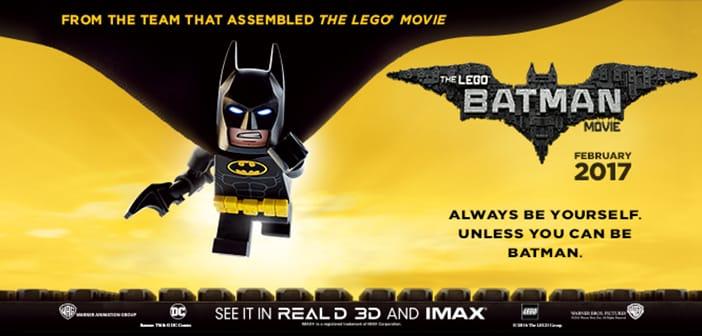 New Trailer - The LEGO® Batman Movie