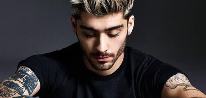 Zayn Malik Used His Released Book To Discuss Issues With Anxiety And His Eating Disorder