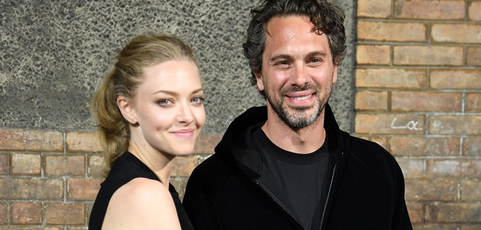 Amanda Seyfried Expecting Her First Child With Fiancé Thomas Sadoski