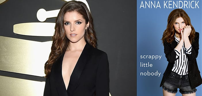 Anna Kendrick Shares Her Experiences In Just Released Memoir 'Scrappy Little Nobody'