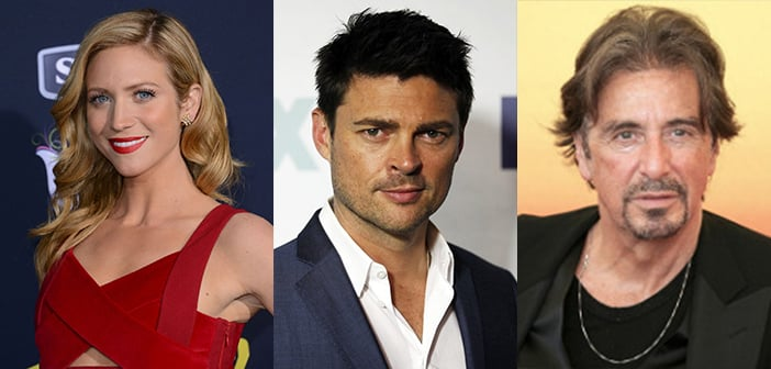 Karl Urban And Al Pacino Sign To Feature In Upcoming Crime Thriller 'Hangman'
