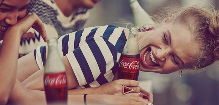 Coca-Cola Launches 'Selfie Bottle' Device To Win Over Social Media 2