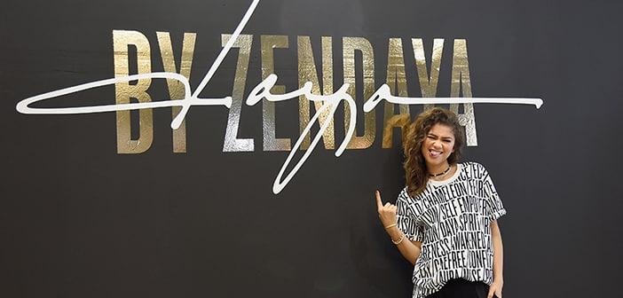 Zendaya Opens First Clothing Line 'Daya by Zendaya'