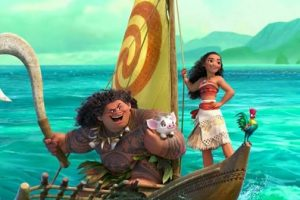 MOANA - New Clip And Music Video - Written and performed by Opetaia Foa'i and Lin-Manuel Miranda