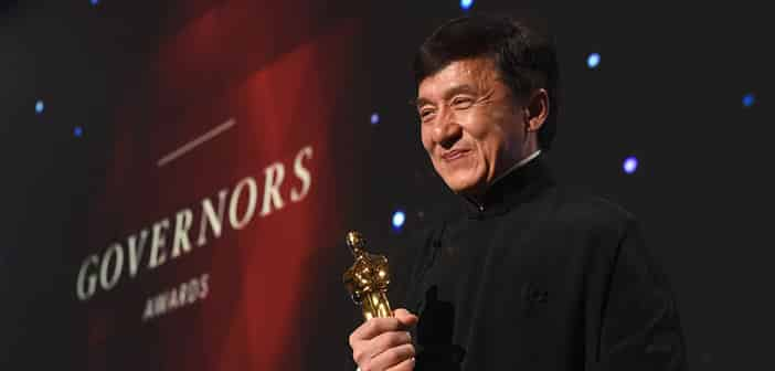 56 Years Of Acting And Over 200 Films Sees The Academy Recognize Jackie Chan With Honorary Oscar
