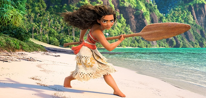 Fans Show Love For Disney's MOANA As Film Rakes In $81 Million On Opening Weekend