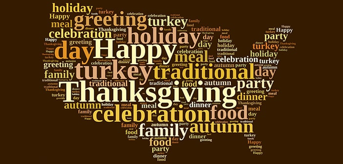 The Day Of Terrifically Tasty Turkeys Is Almost Upon Us, Happy Thanksgiving Everybody!