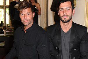 Ricky Martin Heads To ELLEN To Announce Engagement To Boyfriend Jwan Yosef
