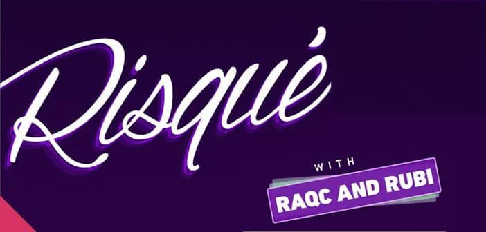 """Play.It Launches New Bilingual Podcast """"Amber Rose Presents: Risqué With Raqc And Rubi"""" 1"""